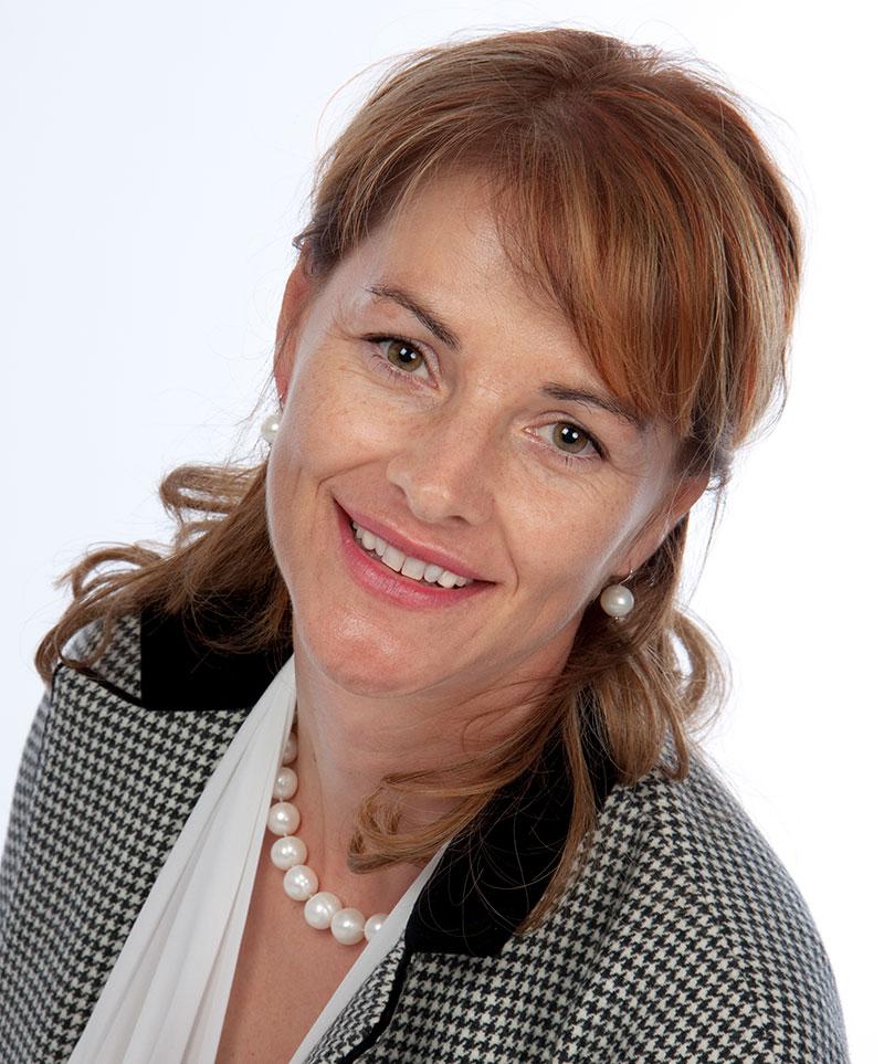 Portrait von Christine Pötscher
